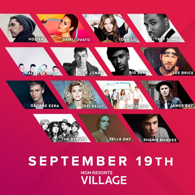 Tahun Kelima, iHeartRadio Music Festival