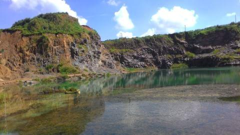 Danau Quarry, Potensi Wisata Baru di Bogor