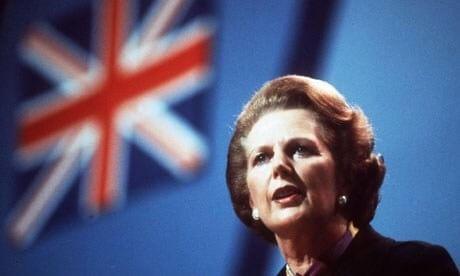Sang Wanita Besi dari Inggris
