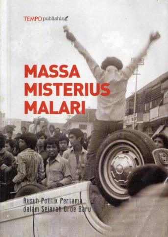 Elit Politik Di Belakang Tragedi Malari