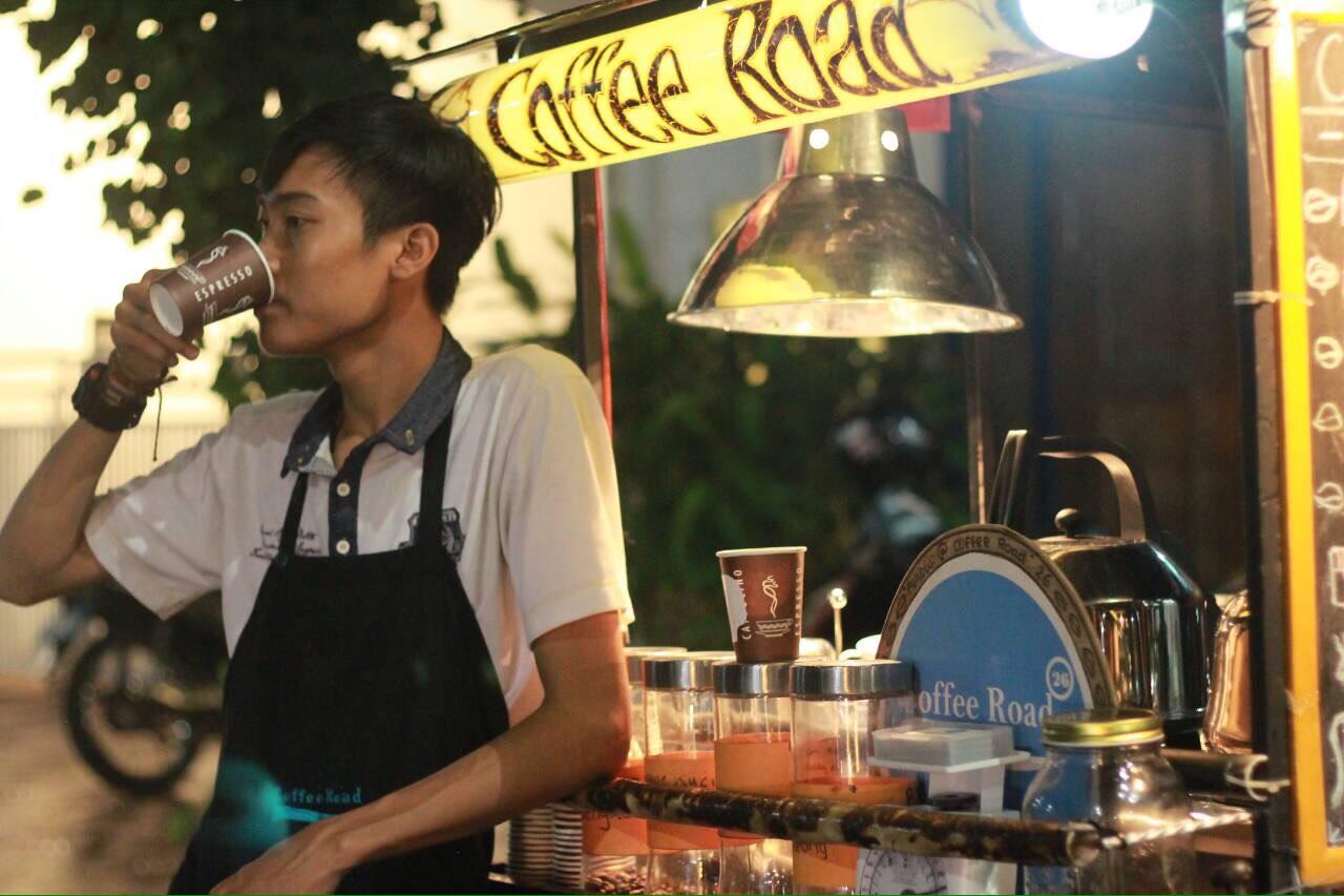 Kopi Keliling (Koling) Sajikan Menu Kopi Layaknya Sebuah Kafe