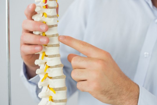 Penanganan Bagi Pasien Cedera Sumsung Tulang Belakang