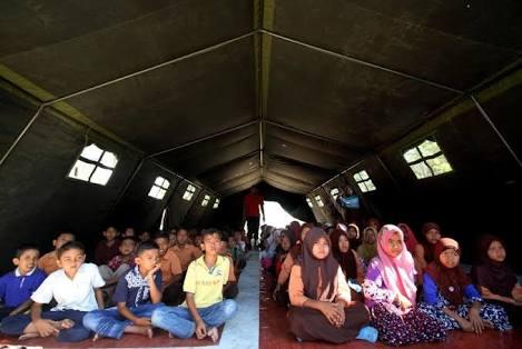 Pasca Gempa Aceh, Pemerintah Prioritaskan Pemulihan Kegiatan Belajar Mengajar