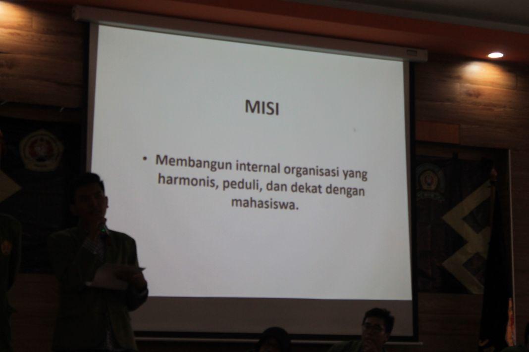 MPM Tegaskan Tahun Kuliah Tak Jadi Halangan Menjadi Presma