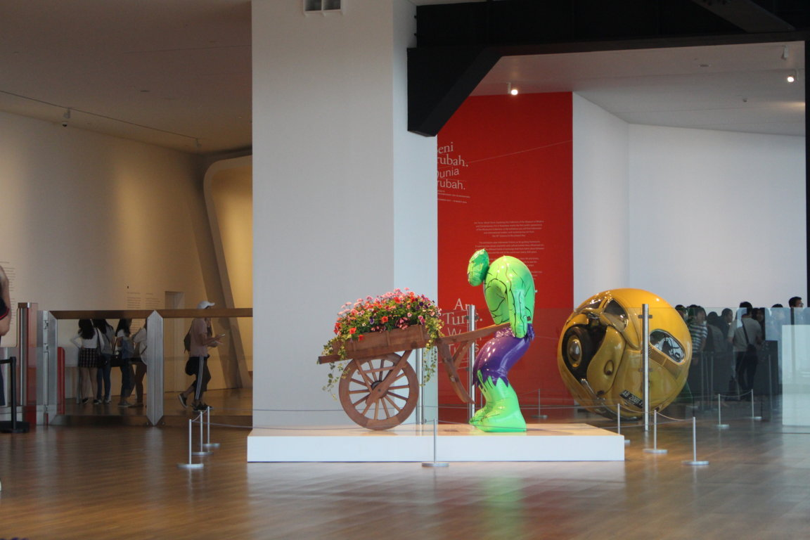 Museum Macan: Menelusuri Perkembangan Karya Seni dari Masa ke Masa