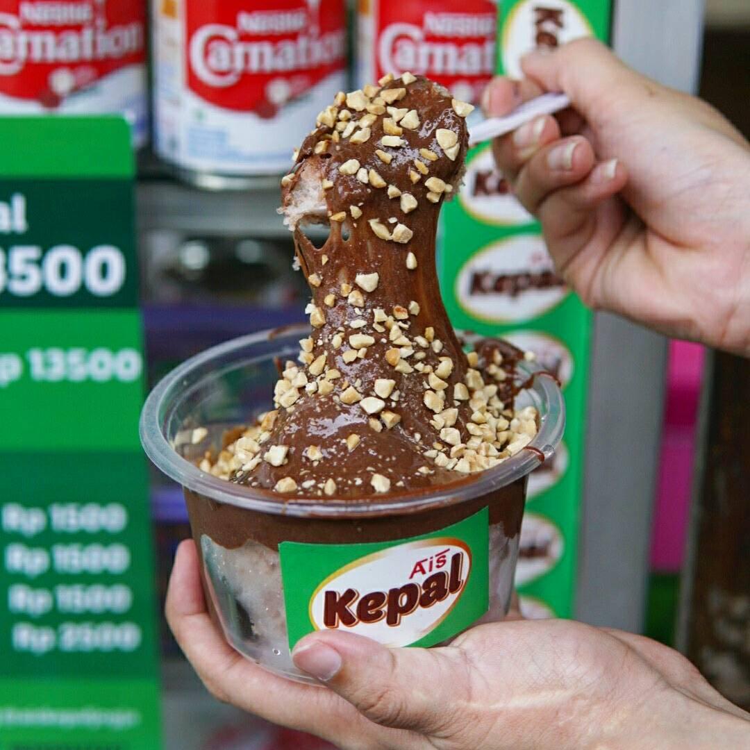 Es Kepal Milo : Primadona yang Mulai Dilupakan