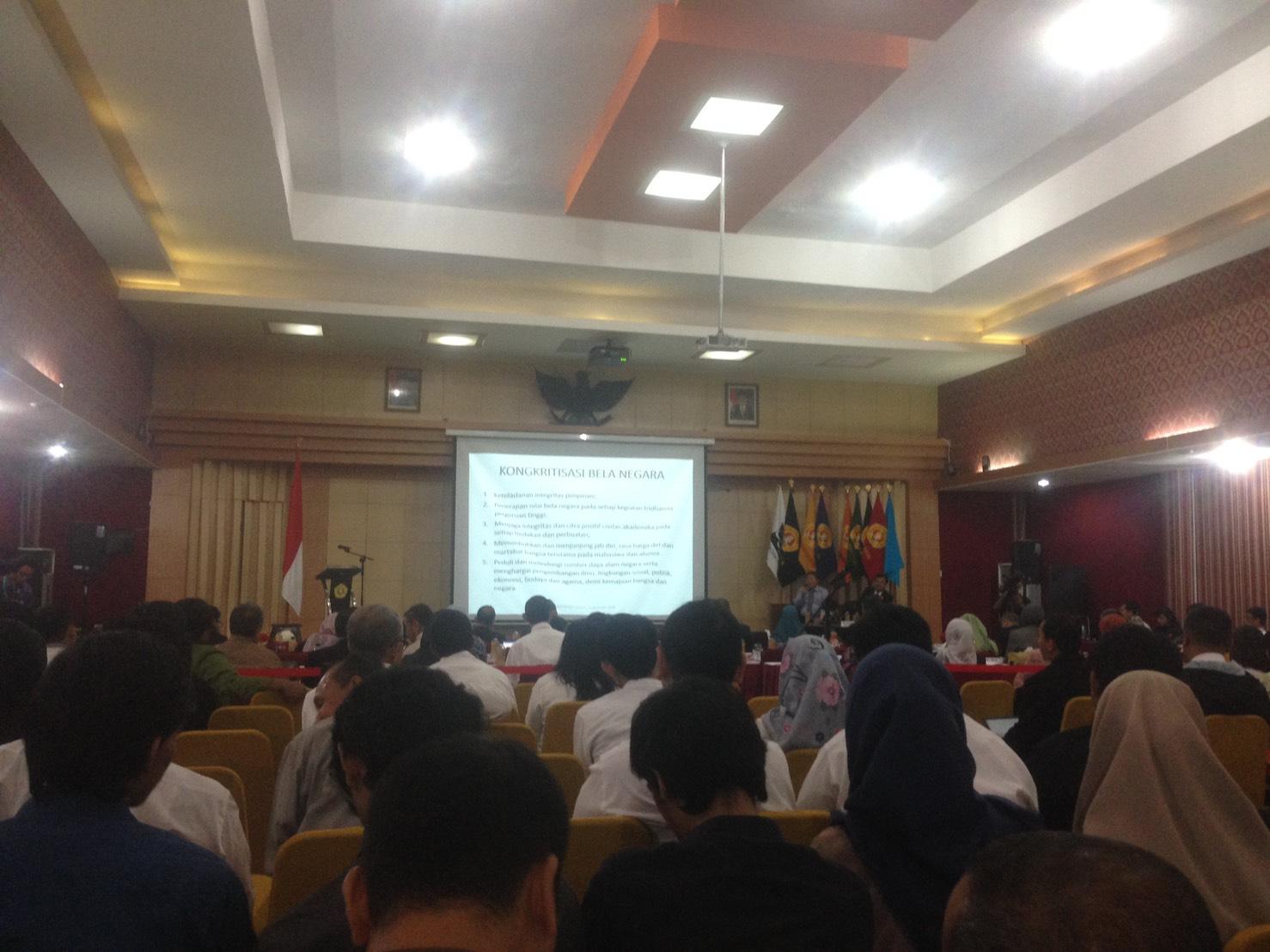 Calon Rektor UPNVJ Taufiqurrohman: Misinya Dalam Mensejahterahkan Mahasiswa