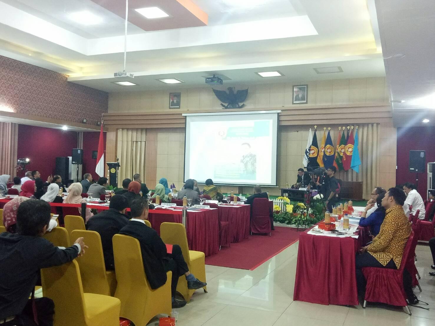 Calon Rektor UPNVJ Ibnu Hammad: Menginovasikan UPNVJ dengan SOSTAc