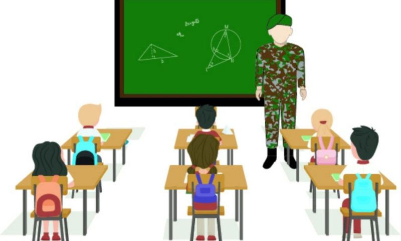 Kurangnya Tenaga Pengajar, Mampukah TNI Menjadi Solusi?