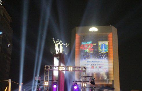 Semarak HUT DKI Jakarta Ke-492