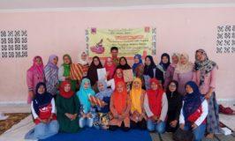 Dosen dan Mahasiswa FIKES Bina Masyarakat Depok Olah Palawija