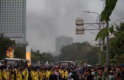 LBH Jakarta: 93 Orang Belum Kembali Pasca-aksi di DPR