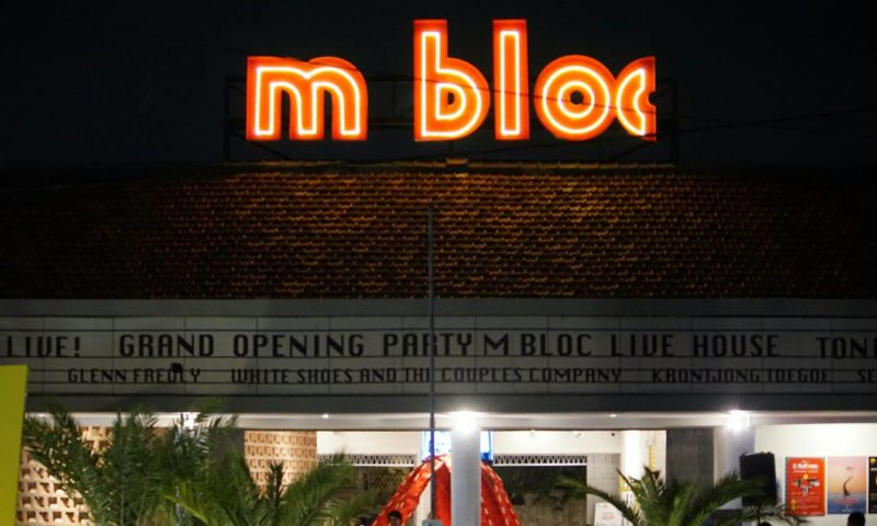 M-Bloc Space, Wajah Ruang Publik Kreatif di Sudut Blok M