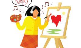Psikolog Jadikan Seni Sebagai Media Alternatif Pendeteksi Depresi